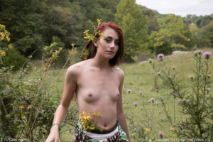Naked In The Green