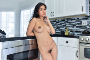 Nudes In The Kitchen