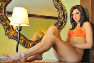 Coed Madeline Is A Horny Southern Belle